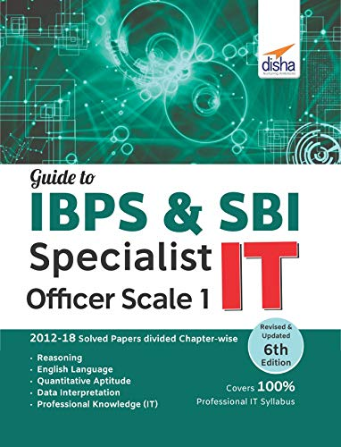 Guide to IBPS & SBI Specialist IT Officer Scale I