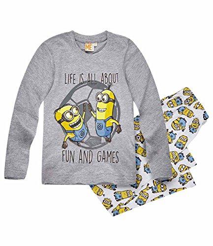 Pijama para chico – Gris