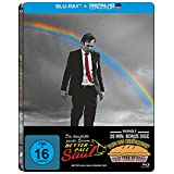 Better Call Saul - Die komplette zweite Season (3 Disc Steelbook + Bonusdisc) [Blu-ray] (exklusiv bei Amazon.de)
