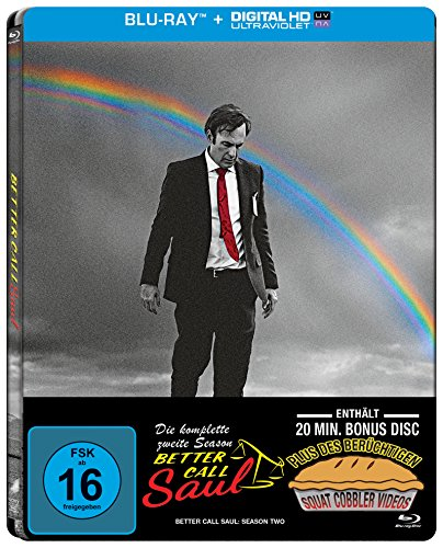 Better Call Saul - Staffel 2 (Limited Edition + Bonusdisc) [Blu-ray]