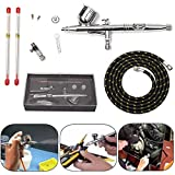 Best Master Airbrush Airbrush Paints - SLB Works MASTER PRO Spray g un Dual-Action Review