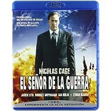 El Señor De La Guerra (Lord Of War) (Blu-Ray) (Import) Nicolas Cage; Bridget