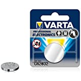 Varta VCR2032 - Pila de Botón de Litio, 3 V, 10 unidades