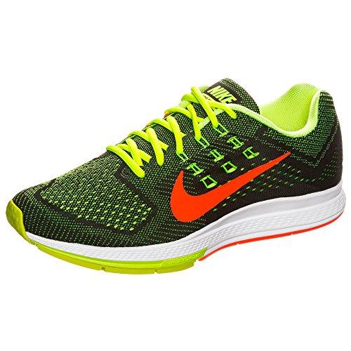 Nike Zoom Structure 18, Chaussures De Sport, Vert Homme (vert - Vert)