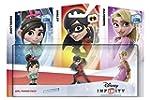 Disney Infinity -  Pack Figuras: Chic...