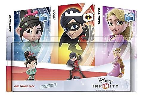 Disney Infinity - Triple Pack Girls