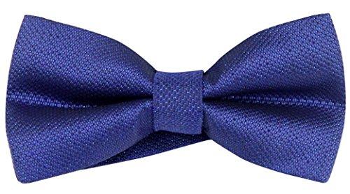 Panegy Nœud papillon Cravate lavallière Homme Tuxedo Réglable Soirée Businesse Mariage Cérémonie Déco Fête Costume Necktie Déguisement