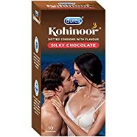 PleasureWorld - Kohinoor Kondome - 10 Stück (Silky Schokolade) preisvergleich bei billige-tabletten.eu