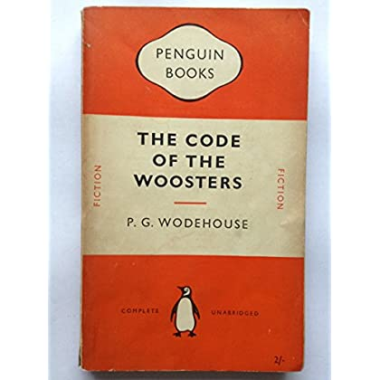 S.o.s jeeves (the code of the woosters)