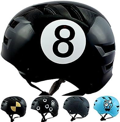39& # x20ac; Armario 59& # x20ac;–Skater Casco/Longboard Casco de bicicleta y casco de Skullcap–Ahora probar.