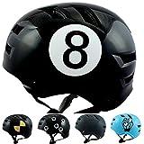 Casco de bicicleta, Black-8 NextLevel, L