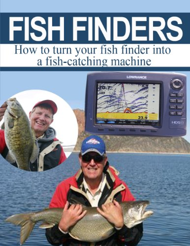 Fish Finders -- How to turn your fish finder into a fish catching machine -- Buy It Now di Don Allphin