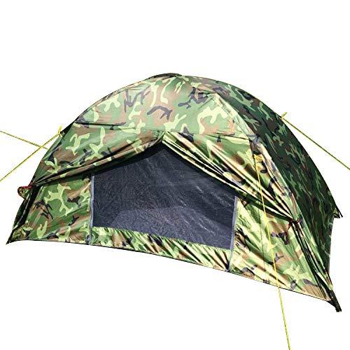 Yunfeng Campingzelt,Outdoor Pop-Up Wurfzelt für Einzel…   06923078739273