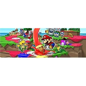 Paper Mario Color Splash – [Wii U]