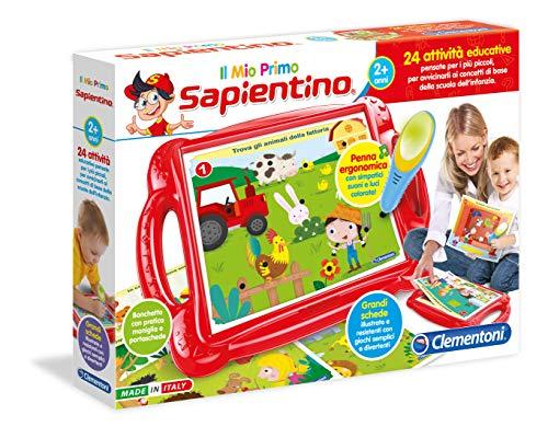 tablet per bambini 2 anni Clementoni 11984 - Il Mio Primo Sapientino