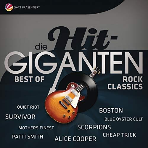 Die Hit Giganten-Rock Classics [...