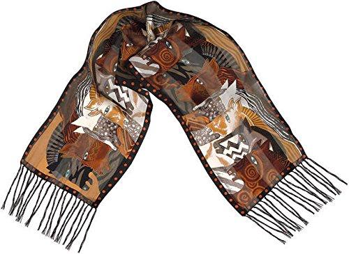laurel-burch-foulards-marocain-mares