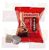 Cialde Capsule Ristora GINSENG Compatibili LAVAZZA Espresso Point - Confezione da 50 Capsule