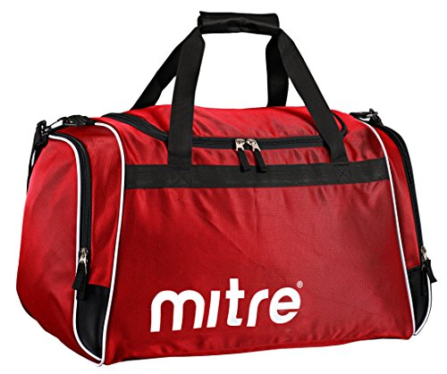 Mitre Persönliche Sporttasche Corre rot - rot