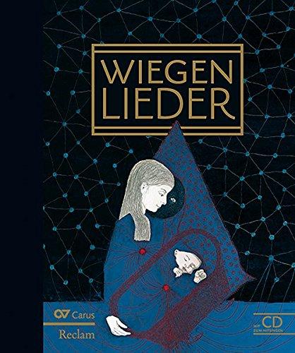 Wiegenlieder: Texte und Melodien mit Harmonien. Mit CD zum Mitsingen