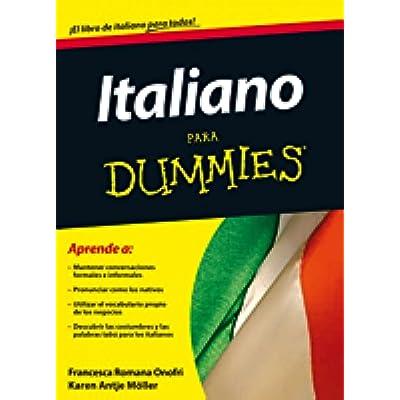 Italiano Para Dummies PDF Download - Cadmus