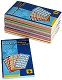 Weiblespiele 360202 - Bingo-Tickets 600 Tickets