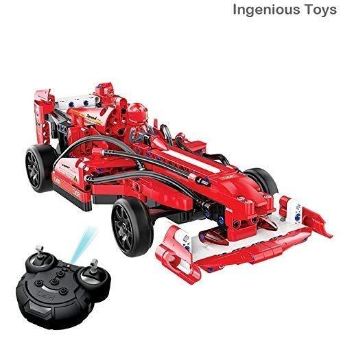 TCAR Radio Control Building Block Fernbedienung Buggy Kinder Puzzle Montage Intelligente Demontage Modellauto Verformung Gleichung Junge Spielzeugauto
