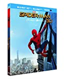 SPIDER-MAN : HOMECOMING - BD 3D + BD (UV) [Blu-ray 3D + Blu-ray + Digital UltraViolet]...