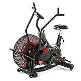 XEBEX® Magnetic Air Bike VR-1 mit Riemenantrieb+8-Fach verstellb. Widerstand