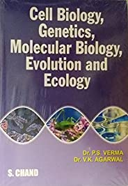 Cell Biology, Genetics, Molecular Biology, Evolution & Eco