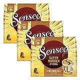 Senseo Kaffeepads Guten Morgen Strong XL, Stark & Intensiv, 30 Kaffee Pads