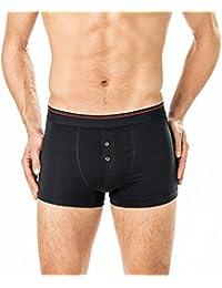 Herren Shorts Baumwolle mit Knöpfen VERANO