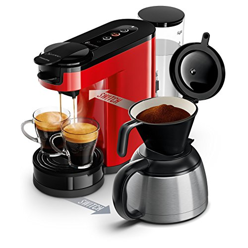 Philips SENSEO Switch Kaffeemaschine Senseo Switch rot