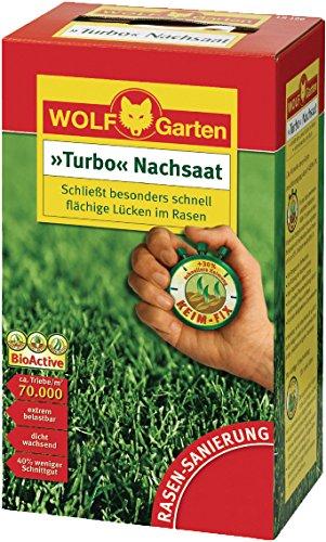 Turbo-Nachsaat WOLF NACHSAAT- RASEN 10QM LR10