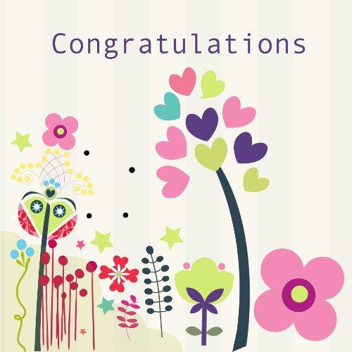 Twizler finitura di congratulazioni con cristalli Swarovski-ben fatto di-lingua inglese