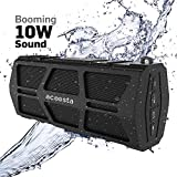 ACOOSTA Bold 550, IPX5 Waterproof, Portable Wireless Bluetooth Speaker (10 watt) with Loud