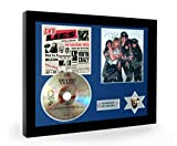 Guns n Roses GNR Lies CD, Photo & Chitarra Plettro Framed Display (S)