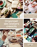Organiser des ateliers créatifs