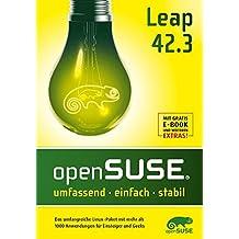 openSUSE Leap 42.3: Das umfangreiche Linux-Paket mit mehr als 1000 Anwendungen für Einsteiger und Geeks