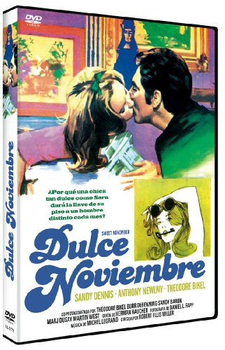 Sweet November - Dulce Noviembre - Robert Ellis Miller.