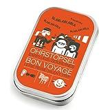 Donkey Ohrstöpsel-Set für die Reise, Bon Voyage Ohrfrieden, 600401