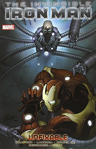 Invincible Iron Man 08 Unfixable