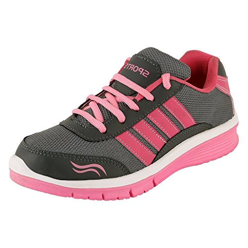 Jabra women pink designer sports shoes