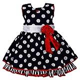 #7: Wish Karo Baby Girl's Party Wear Frock Dress DN 125nb
