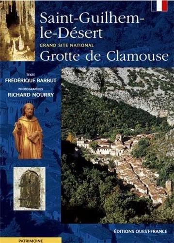 St Guilhem le désert : grotte de Clamouse : grand site national