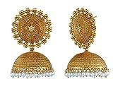 SatyamJewelleryNx Antique Gold Plated Co...