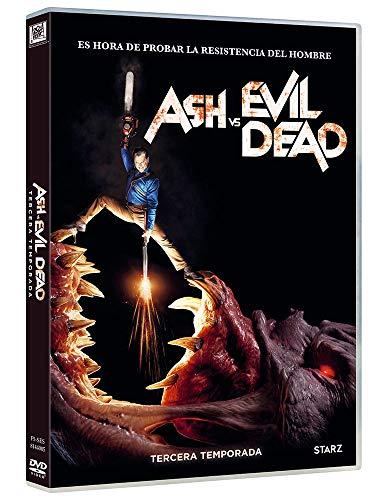 Ash Vs Evil Dead Temporada 3 [DVD]