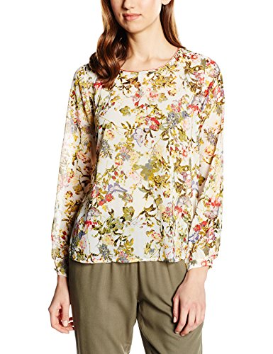 B-Young Idina Blouse - Blouse - Femme Multicolore - Mehrfarbig (Peach Amber 80803)