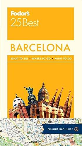 Fodor's Barcelona 25 Best (Fodor's 25 Best)