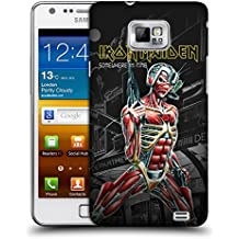 Official Iron Maiden Somewhere Album Covers Hard Back Case for Samsung Galaxy S2 II I9100